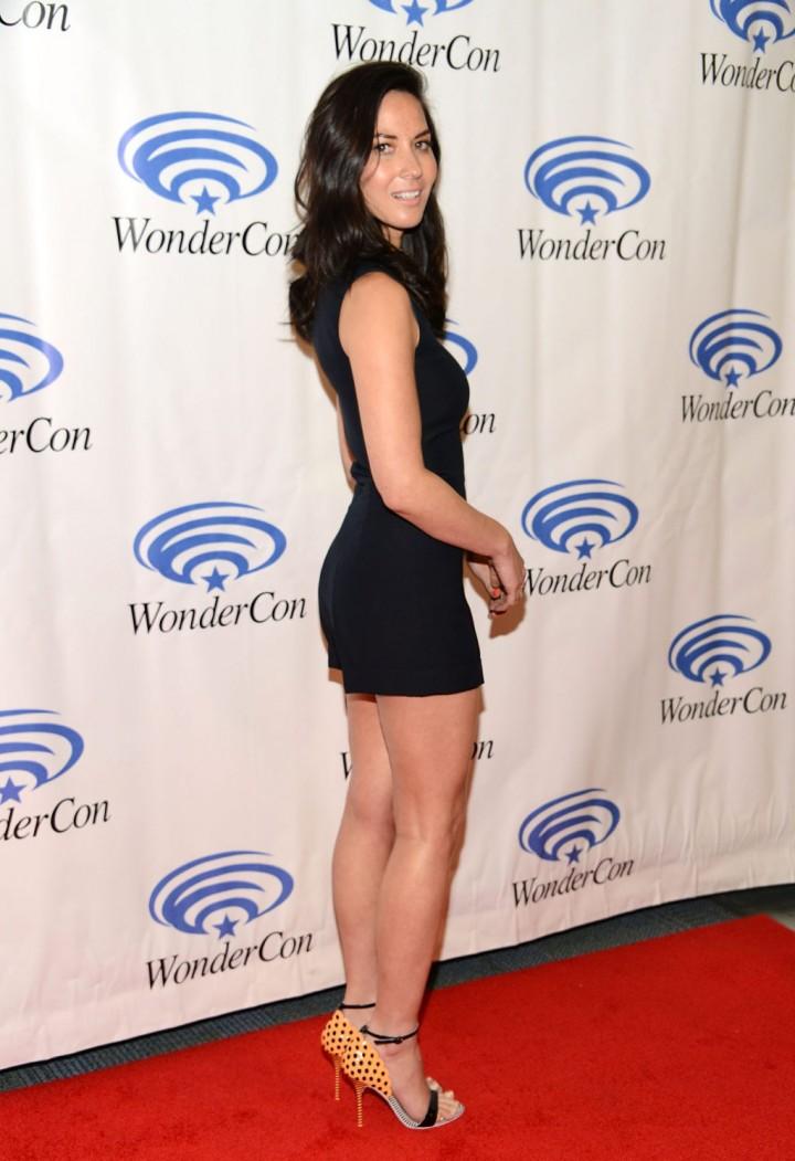 Olivia Munn: 2014 WonderCon -03