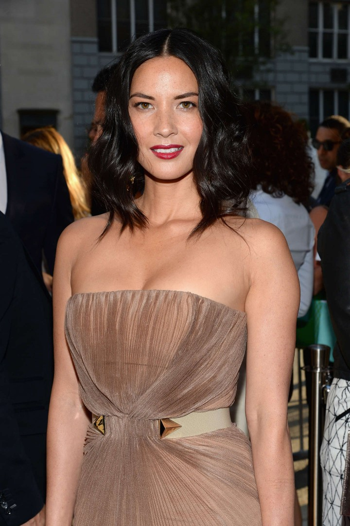 Olivia Munn: Deliver Us From Evil Screening -01