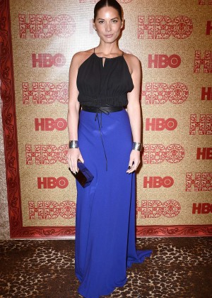 Olivia Munn: 2014 Golden Globe Awards -07