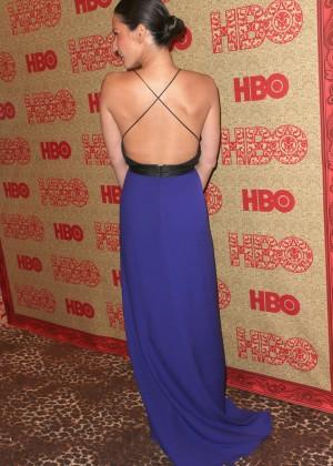 Olivia Munn: 2014 Golden Globe Awards -08