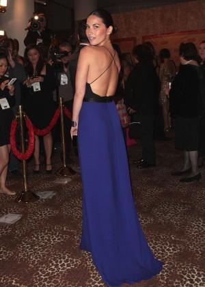 Olivia Munn: 2014 Golden Globe Awards -09