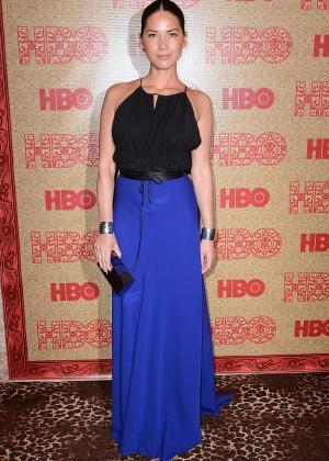 Olivia Munn: 2014 Golden Globe Awards -11