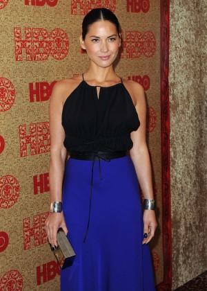 Olivia Munn: 2014 Golden Globe Awards -13