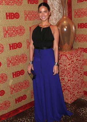 Olivia Munn: 2014 Golden Globe Awards -18