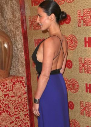 Olivia Munn: 2014 Golden Globe Awards -20