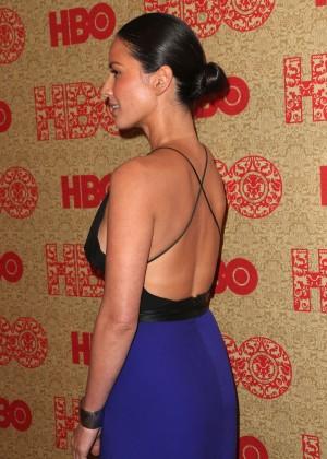 Olivia Munn: 2014 Golden Globe Awards -24