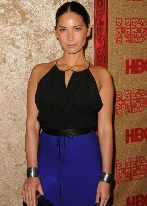 Olivia Munn: 2014 Golden Globe Awards -25