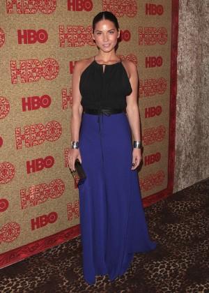 Olivia Munn: 2014 Golden Globe Awards -28