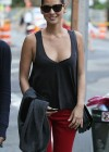 Olivia Munn Hot in Manhatten