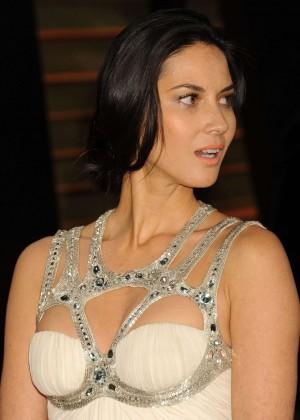 Olivia Munn: Oscar 2014 - Vanity Fair Party -04