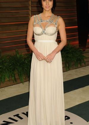 Olivia Munn: Oscar 2014 - Vanity Fair Party -07