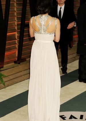 Olivia Munn: Oscar 2014 - Vanity Fair Party -10