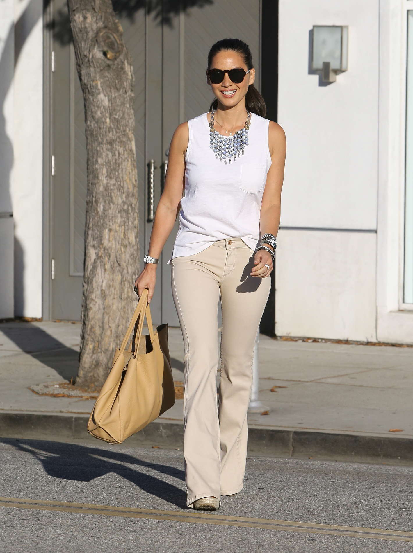 Olivia Munn 2014 : Olivia Munn – out in Beverly Hills -11