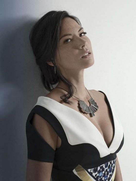 Olivia Munn: S Moda Magazine -04