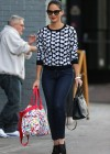 Olivia Munn in tight jeans shopping in New York City -04