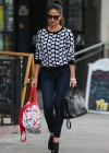 Olivia Munn in tight jeans shopping in New York City -06