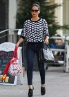 Olivia Munn in tight jeans shopping in New York City -11