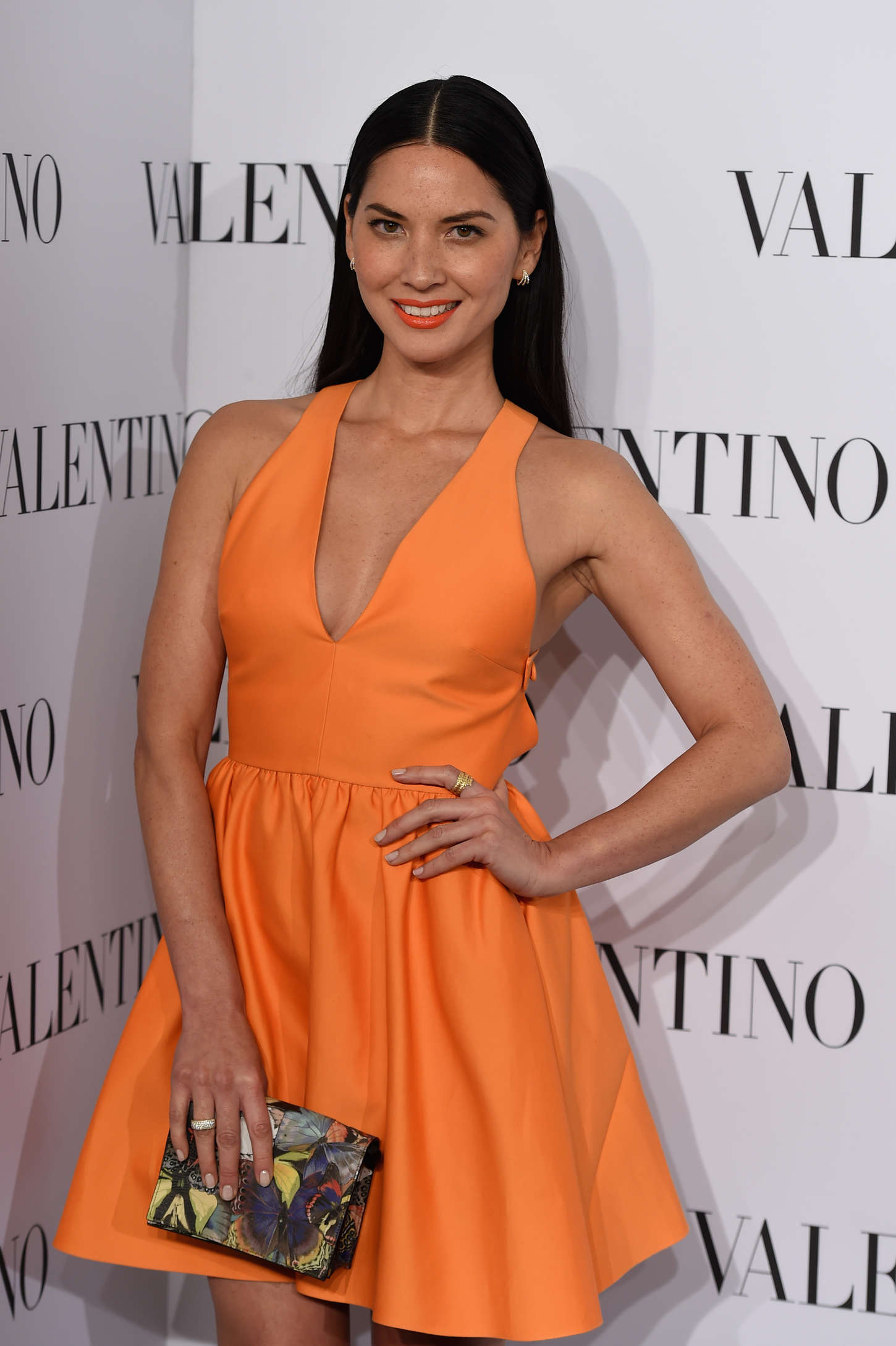 Olivia Munn - Valentino Sala Bianca 945 Event in NYC