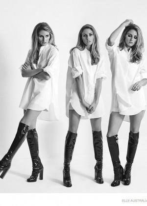 Olivia Palermo - Elle Australia Magazine (October 2014)