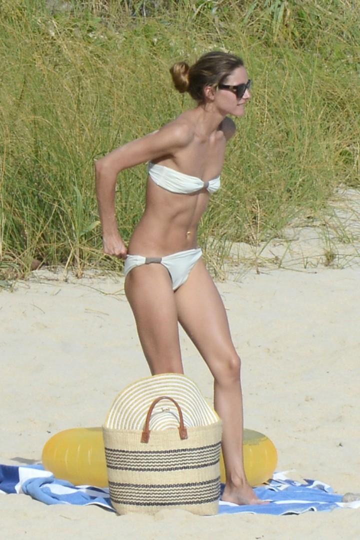 Olivia Palermo Bikini Photos: 2014 St Barts -02