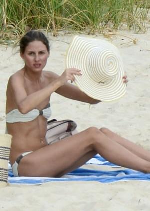 Olivia Palermo Bikini Photos: 2014 St Barts -03
