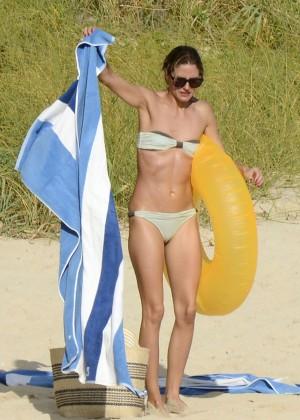 Olivia Palermo Bikini Photos: 2014 St Barts -04