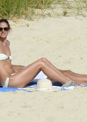 Olivia Palermo Bikini Photos: 2014 St Barts -05