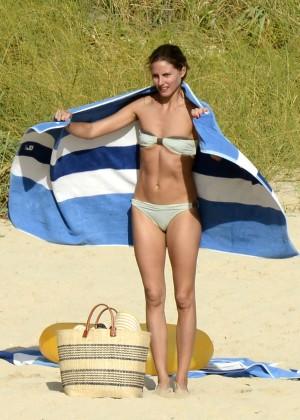 Olivia Palermo Bikini Photos: 2014 St Barts -08