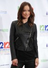 Olivia Wilde at Hurricane Sandy Relief Concert in NYC