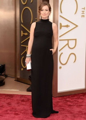 Oscar 2014: Olivia Wilde -17