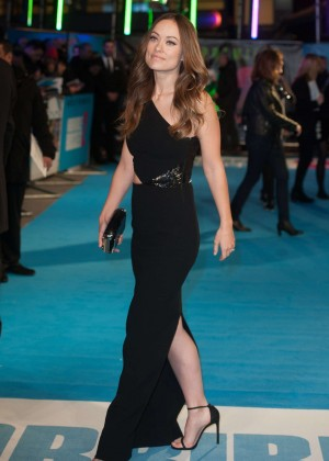 "Olivia Wilde - ""Horrible Bosses 2"" World Premiere in London"