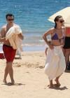 Olivia Wilde Bikini Candids in Hawaii -09