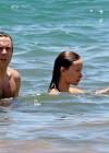 Olivia Wilde Bikini Candids in Hawaii -17