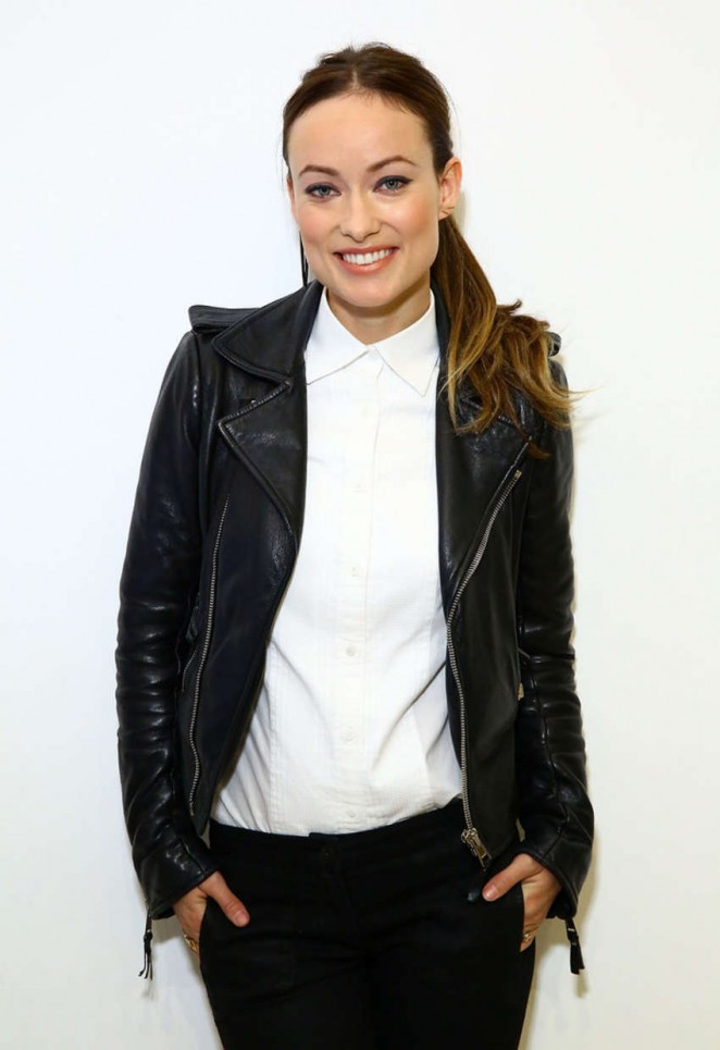 Olivia Wilde Co-Hosts Event at Birchbox Soho In Celebration Of Conscious Commerce + Birchbox Collaboration in New York