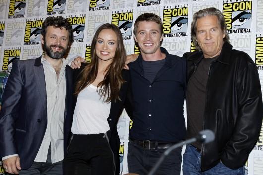 Olivia Wilde – Comic Con 2010 – Press Conference For Tron Legacy