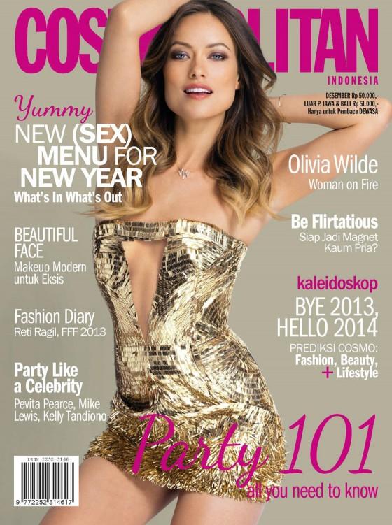 Olivia Wilde: Cosmopolitan Indonesia -01