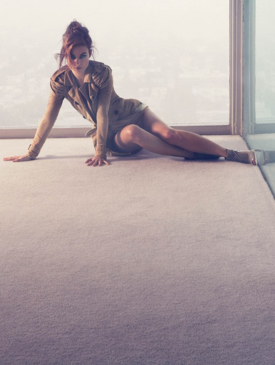 Olivia Wilde – Elle magazine -08