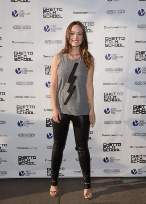 Olivia Wilde - 2014 Ghetto Film School Spring Benefit -06