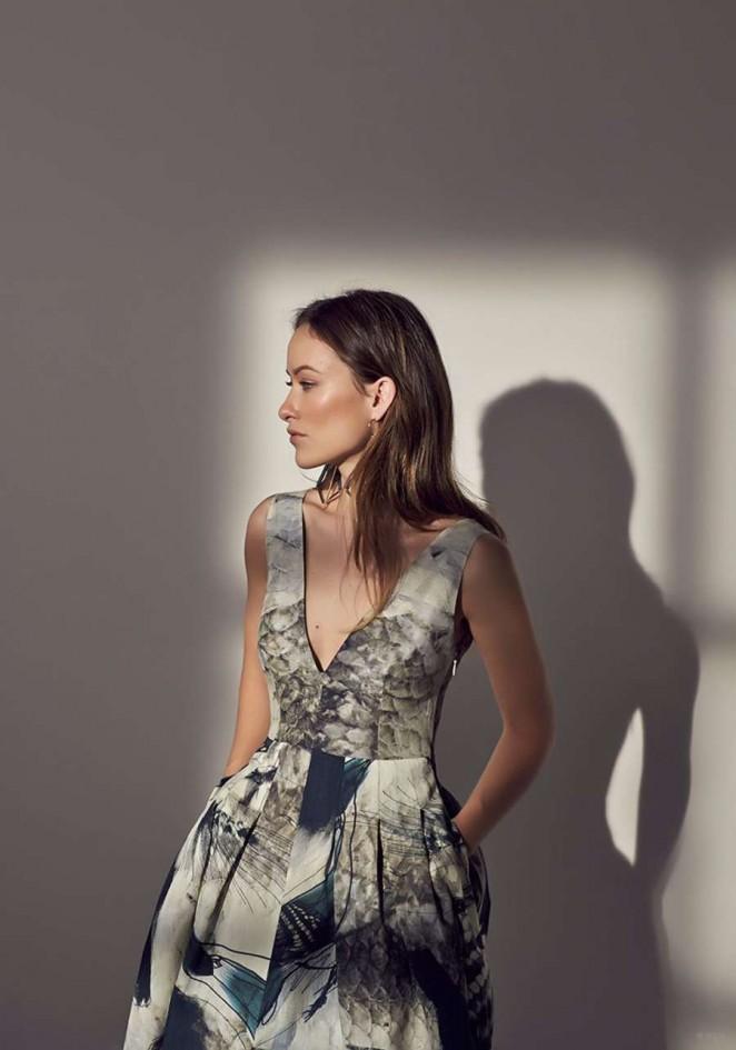 Olivia Wilde - H&M Conscious Exclusive Line 2015