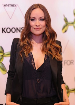 Olivia Wilde: H M Flagship Fifth Avenue Launch -01