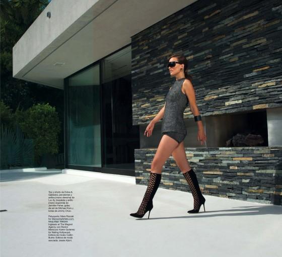 Olivia Wilde – Harpers Bazaar 2013 Spain -01