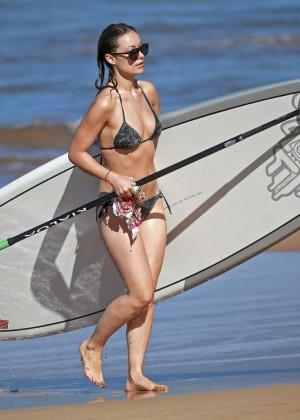 Olivia Wilde in bikini -07