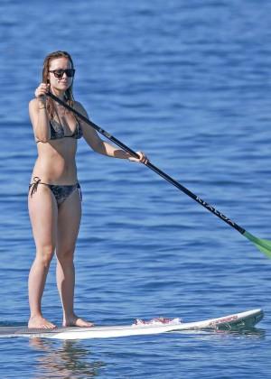 Olivia Wilde in bikini -11