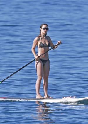 Olivia Wilde in bikini -17