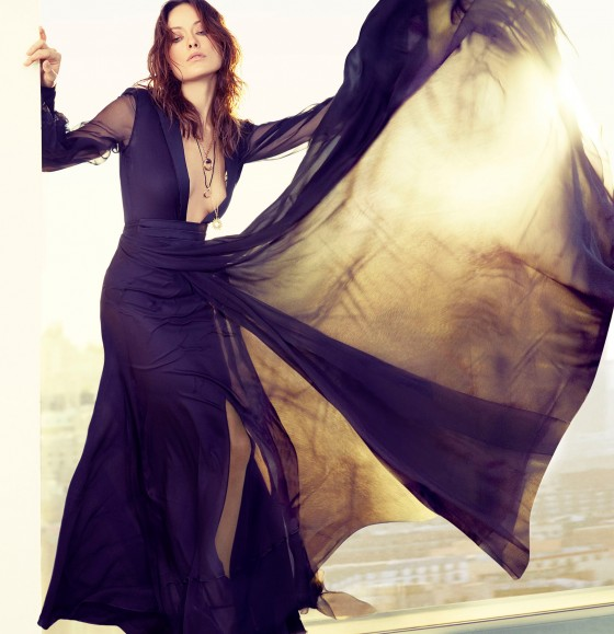 Olivia Wilde – Marie Claire 2013-04