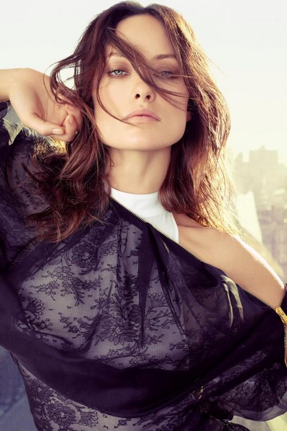 Olivia Wilde – Marie Claire 2013-05