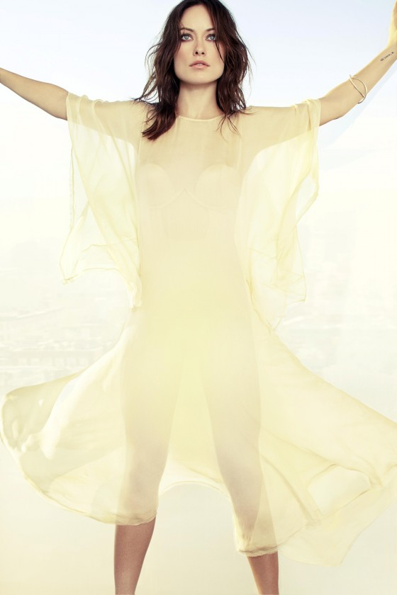 Olivia Wilde – Marie Claire 2013-06