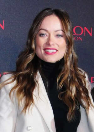 Olivia Wilde - Revlon 'Love is On' Campaign Launch in NYC