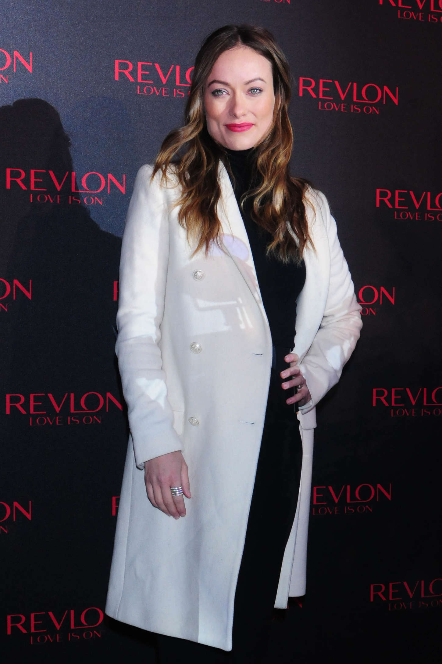 Olivia Wilde: Revlon Love is On Campaign Launch -28