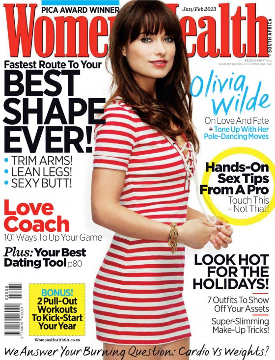Olivia Wilde – Womens Health Magazine -03